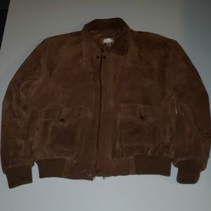 Sierra Suede Jacket Size Medium